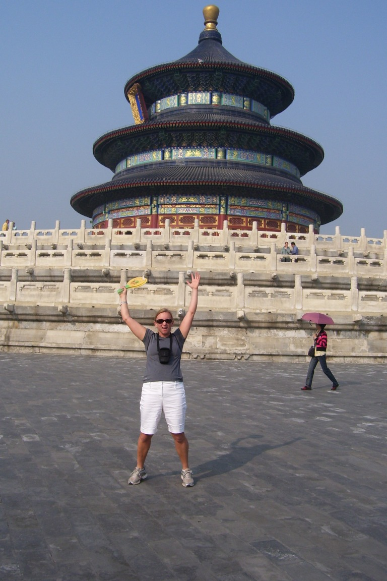 China and Me